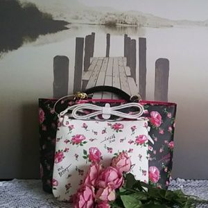 JUST IN*** Betsey Johnson Large Tote NWT